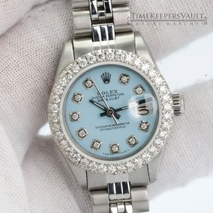 Rolex Lady Datejust Diamond Dial Approx 1.90CTW